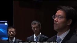 2013-07-16 美國之音視頻新聞: 中聯辦主任張曉明首訪香港立法會論政改