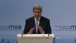 Kerry Criticizes Russian Airstrikes in Syria