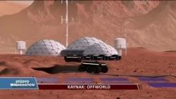 Ay ve Mars'ta Maden Arayacak Robotlar Yolda