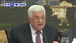 Manchetes Americanas 15 Janeiro: Abbas disse que Trump deveria ter vergonha ao afirmar que palestinianos rejeitam conversações de paz