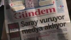 Türkiyə: mətbuat azadlığı təhlükədə