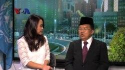 Wawancara VOA dengan Wapres Jusuf Kalla tentang Perlindungan Hukum LGBT