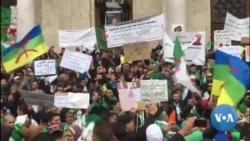 Les manifestations continuent en Algérie malgré le départ de Bouteflika