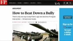 Путіна зупинять тотальні санкції і добре озброєна Україна - ЗМІ
