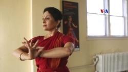 «Բհարատանատյամ» պարարվեստի ուսուցիչը. ՄԱՐԴԻԿ ԱՄԵՐԻԿԱՅՈՒՄ
