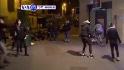 Abashinwa bigaragambije kuri sitasiyo ya Polise i Paris mu Bufaransa