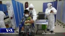 SHBA, plane për dërgimin e një sasie vaksinash në Kanada e Meksikë