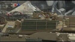 Strategi AS Pasca Rebut Mosul dan Kepung Raqqa