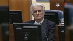 Radovan Karadzic bị tòa án Liên Hiệp Quốc kết tội diệt chủng