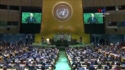 ՄԱԿ-ի Գլխավոր ասամբլեայից առաջ