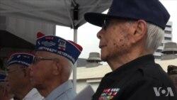二战胜利70年 日裔美国老兵忆往昔