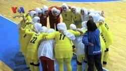 اخبار هفتگی ورزشی زنان در ایران