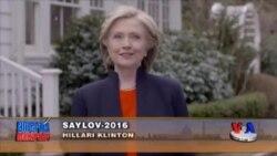 Hillari Klinton Oq uy uchun kurash boshladi