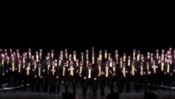 Aleksandriya akapella guruhi/Alexandria Harmonizers