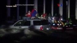 El recuento de los daños tras huracán Matthew