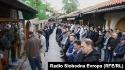 Bosnia-Herzegovina, Sarajevo, on May 13, 2021.