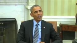 انتقاد اوباما از «ائتلاف نامتعارف» محافظهکاران آمريکا و ايران