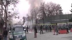 塔利班襲擊土耳其駐阿富汗使館的車隊