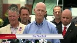 Cộng đồng Florida 'gượng dậy' sau vụ xả súng