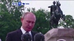 Manchetes Americanas 31 Julho 2017: A Rússia obrigou 755 diplomatas americanos a abandonarem o país