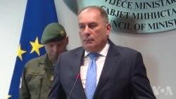 Ministar sigurnosti o potrebi uvježbavanja vojnih i sigurnosnih agencija u BiH