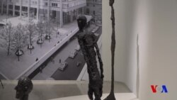 Guggenheim Museum Opens Giacometti Exhibition