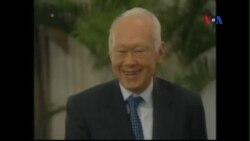 Cựu Thủ tướng Singapore Lý Quang Diệu từ trần