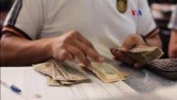 Preocupación por disminución de remesas