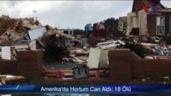 Amerika'da Fırtına ve Hortum Can Aldı