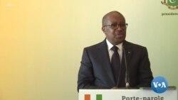 """Gbagbo: la décision de revenir """"lui appartient"""""""