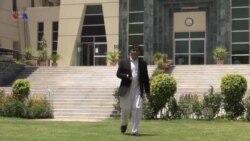 د پي ټي ایم محسن داوړ شمالي وزیرستان ته د هغه په تگ د پابندۍ خلاف عدالت ته تللی دی