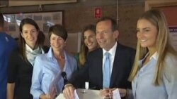 澳大利亞反對黨在全國大選中獲勝