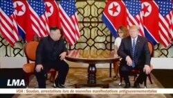 Trump préfère un échec à un mauvais accord