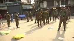 印控克什米爾地區發生手榴彈襲擊 造成1死34傷
