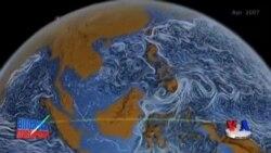 NASA: besh yangi yo'ldoshning ko'zi Yerda