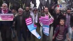 Պաղեստինցիները դժգոհ են Երուսաղեմում ԱՄՆ-ի հյուպատոսության միավորումից դեսպանության հետ
