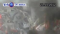 VOA60 Thế Giới 21/11/2012