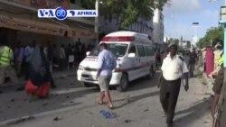 VOA 60 Afirka: A Somalia Wani Dan Kunar Bakin Wake Ya Tada Bam