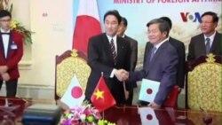 Nhật cấp 6 tàu tuần tra cho Việt Nam