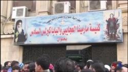 Neuf morts dans une attaque contre une église au sud du Caire (vidéo)