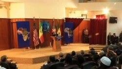 克林顿将与乌干达总统讨论地区安全问题