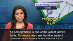 Pomegranate: Still Healthy at 5,000 Years Old