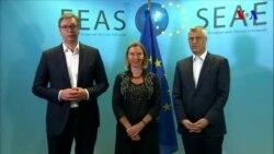 Kosovo ilə Serbiya arasında ərazi mübadiləsi ilə bağlı danışıqlar aparılır