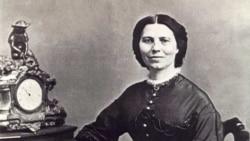 [인물 아메리카] 미국 적십자 창설자, 클라라 바턴