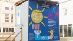 Urinal genera electricidad