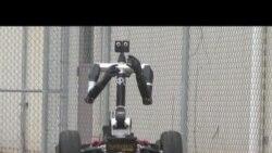 Robot giúp thực hiện những công việc nguy hiểm