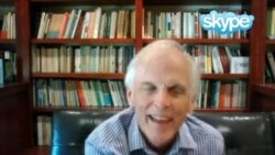 加利福尼亚大学河滨分校的林培瑞教授(Perry Link)接受美国之音采访(一)
