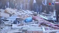 Diyarbakır'da Emniyet Müdürlüğü'ne Bombalı Araçla Saldırı