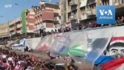 Irak :des centaines de femmes manifestent pour défendre leur place dans la révolte