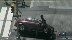 Час-Time: У центрі Нью-Йорка автомобіль врізався у натовп людей